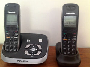 Téléphones sans-fil Panasonic Cordless Phones
