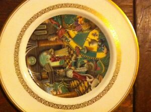King Arthur plate set .. will to negotiate price
