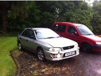 Subaru Impreza 2.0 Sport AWD Classic Estate Wagon £300
