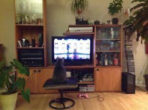 Meuble de TV, télévision