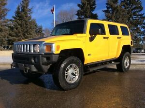 2006 Hummer H3, AUTO, 4X4, LEATHER, $9,500