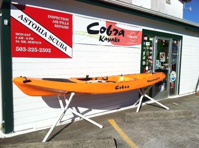 Columbia River Scuba and Kayaks