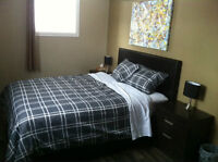 2bdrm - Fully Furnished-Utilities Included Uni/Downtown/Hospital