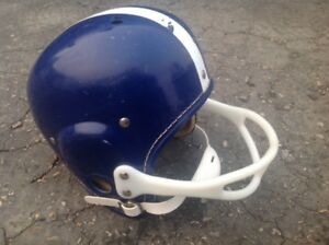 Vintage c1960 kids football helmet