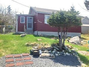 Cottage for Sale  in beautiful Ketch Harbour, Waterfront View
