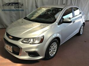 2017 Chevrolet Sonic LT WARRANTY REMAINING