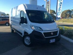 2018 Fiat Ducato Series 6 Mid Roof MWB Comfort-matic White 6 Speed Sports Automatic Single Clutch Greenfields Mandurah Area Preview