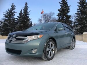 2010 Toyota Venza, LIMITED, AUTO, AWD, LEATHER, ROOF, $15,500