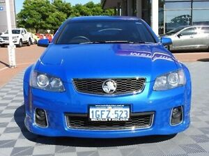 2011 Holden Commodore VE II SS V Redline Blue 6 Speed Sports Automatic Sedan Alfred Cove Melville Area Preview