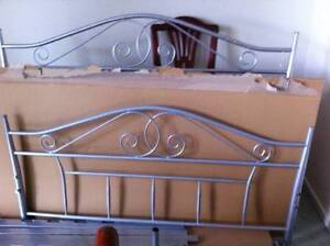 Steel Bed frame Rowville Knox Area Preview