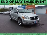 2010 DODGE CALIBER SXT~Many Types Of Financing Options Available Windsor Region Ontario Preview