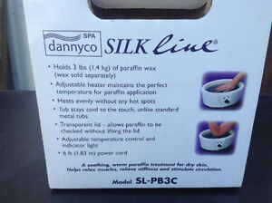 **NEW IN BOX** Silk Line Parafin Warmer - holds 3 lbs Cambridge Kitchener Area image 5