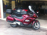 ** Certified Honda ST 1100 ready to tour**