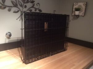 Cage de chiens pliante PETMATE