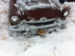 1954 Mercury Woody Wagon Montery Merc-o-matic restore or parts