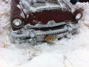 1954 Mercury Woody Wagon Montery Merc-o-matic restore or parts