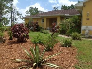 Vacation rental house, Fort Myers Area, Lehigh Acres, Florida