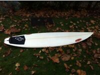 Surfboard 6'5'' Hand Crafted by Dale Wilson, Australia