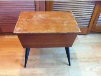 Sewing Table Vintage C. Arnold Ltd Marlow Buck 1960's
