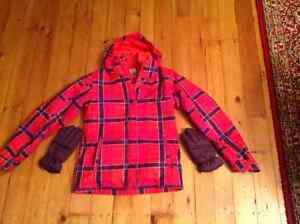 Girls Columbia 3-in-1 Winter Coat