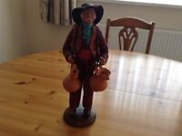 AUTHENTIC SANTON DE PROVENCE DOLLS