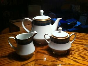 Fine China Coffee Set