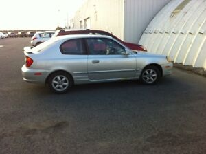 2003 Hyundai Accent GSI Coupe (2 door)