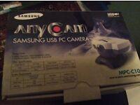 Samsung USB PC Camera - New