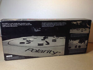 Irwin POLARITY 3-D Magnetic Game of Skill & Strategy Cambridge Kitchener Area image 2