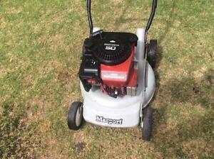 Masport mulcher lawn mower alloy base 5hp 4 stroke Boronia Knox Area Preview