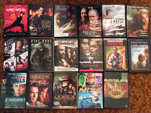 DVDs- Movies