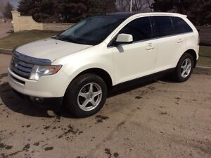 2008 Ford Edge, LIMITED, AUTO, AWD, LEATHER, ROOF, 165K, $10,500