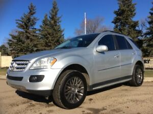 2006 Mercedes Benz ML500, AUTO, AWD, LEATHER, ROOF, $8,500