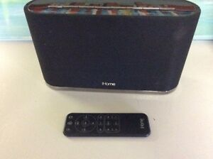 IHOME IW2 Wireless Audio System with Apple Airplay