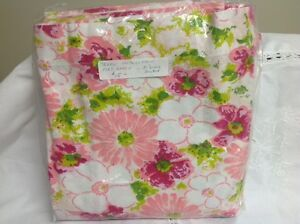 Vintage Sheets -Twin, Double Tex Made Wabasso $15-$30
