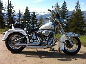 1989 Harley Softail for sale $7900 OBO