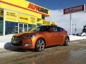 2013 Hyundai Veloster Tech * Navigation/Sunroof/Remote Starter*