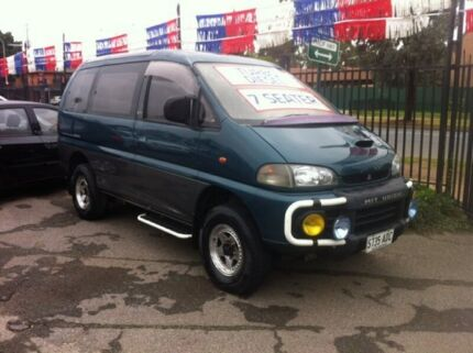 1994 Mitsubishi Delica P25W Exceed 4 Speed Automatic Elizabeth Grove Playford Area Preview