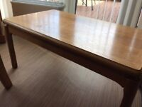 Ercol Coffee Table in solid wood