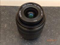 Olympus 17.5-45mm Zoom Lens Bayonet Fit