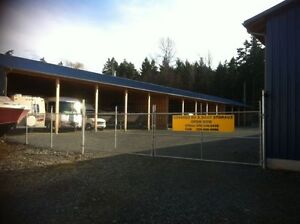 Boat, RV, Car, Trailers- Open and covered Storage available