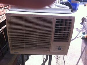 "Danby Window Air conditioner 8500 btu W 22"" x H 16"" x D 24"""