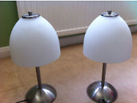 Pair of touch lights