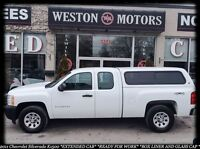 2011 Chevrolet Silverado 1500 EXTENDED CAB*100% APPROVED!