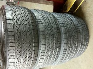 235/70R16  Set of 4 Continental Used FREE Inst.&Bal.70%tread