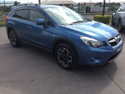 2014 Subaru XV MY14 2.0I-S 6 Speed Manual Wagon