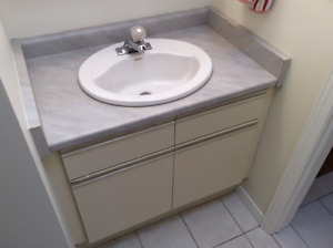 """Renovating bathroom 2 - """"out with the old"""""""