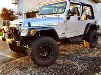 2005 jeep tj unlimited lj wrangler