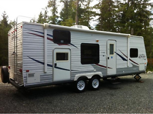 *********CAMPING TRAILERS FOR RENT*************
