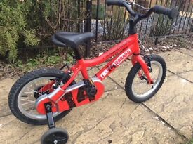 Ridgeback MX14 Child's Bike (Red)